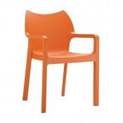 Peak Contract Plastic Armchair