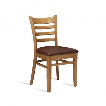 Plus Wooden Dining Chair