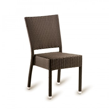 Stag Weave Stacking Side Chair